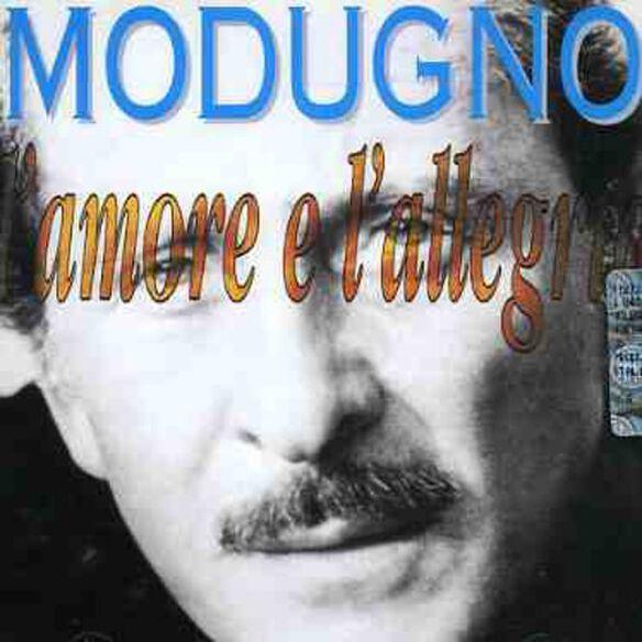 Domenico Modugno - L'amore E L'allegria