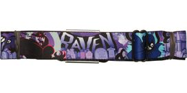 Teen Titans Raven Trigon Seatbelt Belt