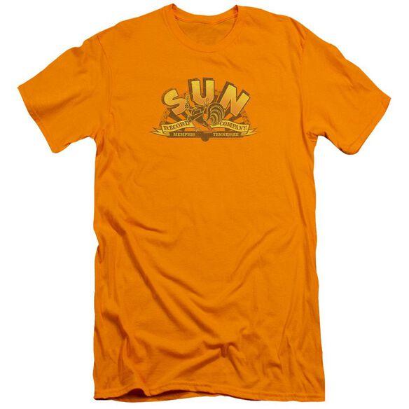 Sun Rockin Rooster Logo Premuim Canvas Adult Slim Fit