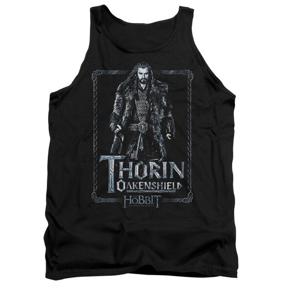 The Hobbit Thorin Stare Adult Tank