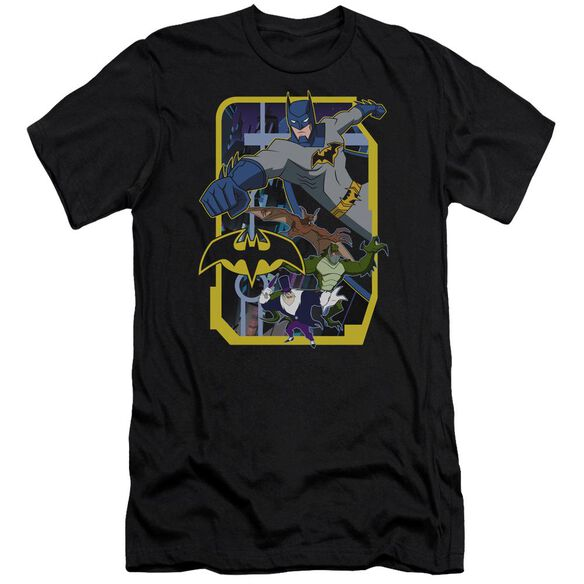 Batman Unlimited Unlimited Villains Short Sleeve Adult T-Shirt