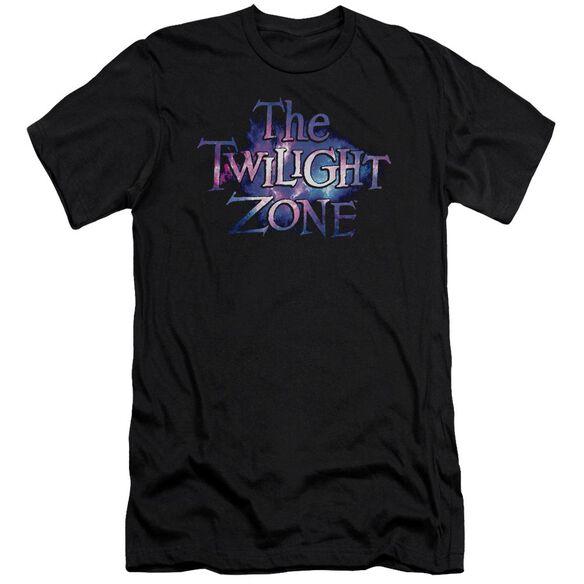 Twilight Zone Twilight Galaxy Premuim Canvas Adult Slim Fit