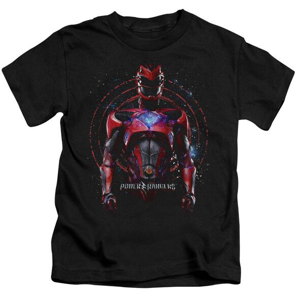 Power Rangers Red Ranger Short Sleeve Juvenile T-Shirt