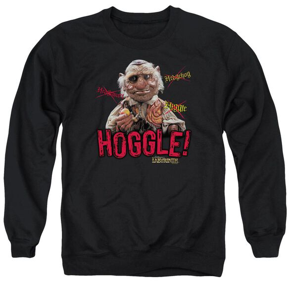 Labyrinth Hoggle Adult Crewneck Sweatshirt