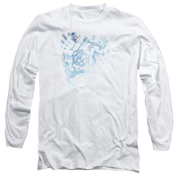 GREEN LANTERN WHITE LANTERN SINESTRO-L/S T-Shirt