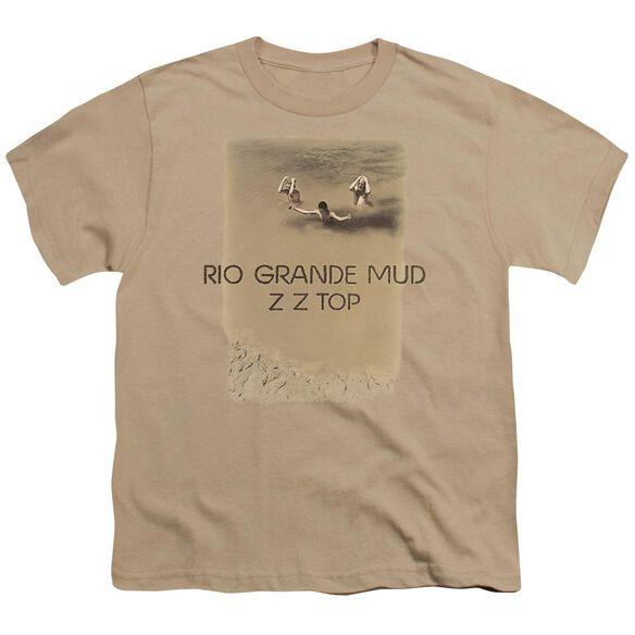 Zz Top Rio Grande Mud Short Sleeve Youth T-Shirt