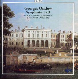 G. Onslow - Symphonies 1 & 3