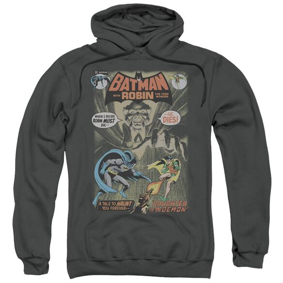 Batman #232 Cover Adult Pull Over Hoodie