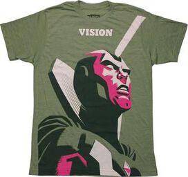 Vision 4 Michael Cho Variant T-Shirt
