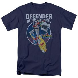 Voltron Defender Short Sleeve Adult T-Shirt