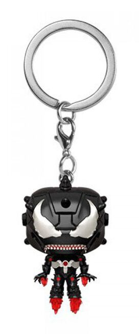 Funko Pocket Pop! Keychain: Venomized Iron Man