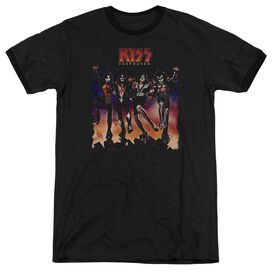 Kiss Destroyer Cover Adult Heather Ringer
