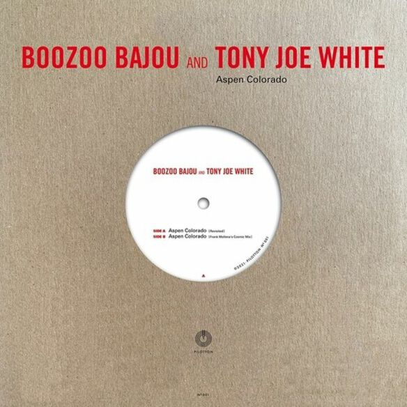 Boozoo Bajou / Tony White Joe - Aspen Colorado