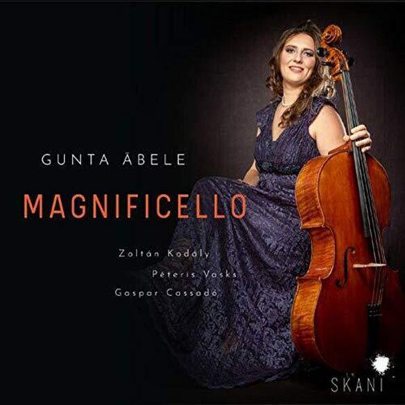 Gunta Abele - Magnificello