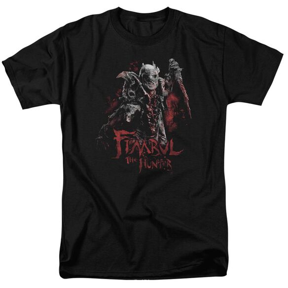 The Hobbit Fimbul The Hunter Short Sleeve Adult T-Shirt