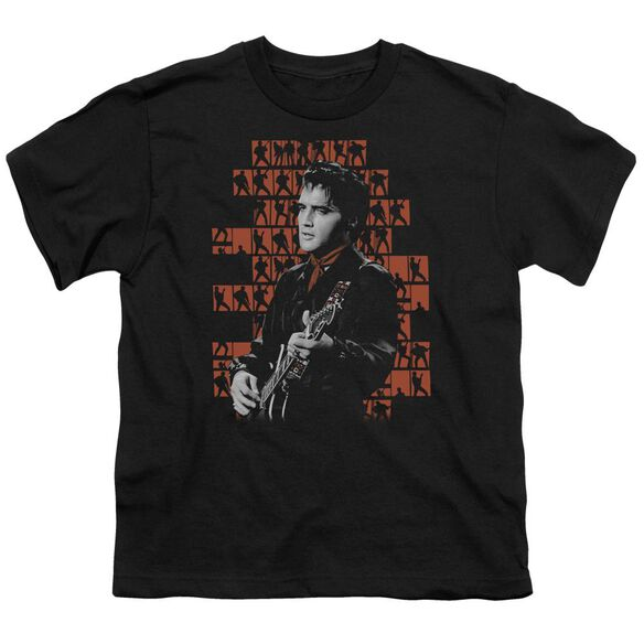 Elvis 1968 Short Sleeve Youth T-Shirt