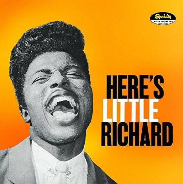 Here's Little Richard (Dlx) (Dig)