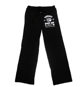 Naruto Ichiraku Ramen Shop Lounge Pants