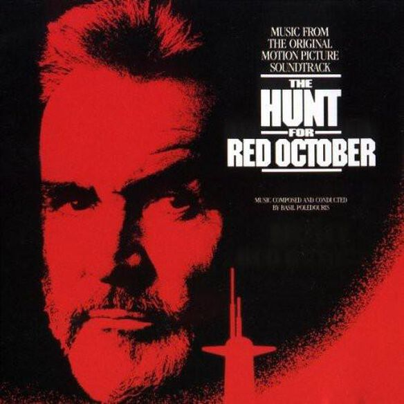 Hunt For Red October / O.S.T.