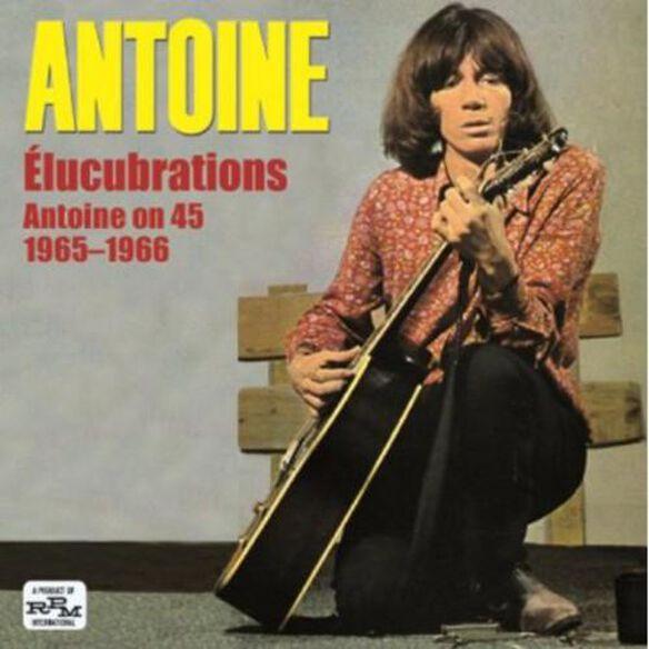 Elucubrations: Antoine On 45 1965 1966
