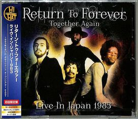 Return to Forever - Together Again: Live in Japan 1983