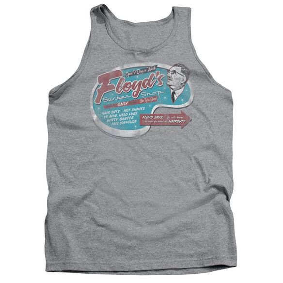 Mayberry Floyd's Barber Shop Adult Tank Athletic