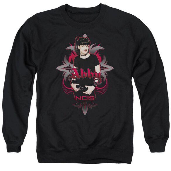 Ncis Abby Gothic Adult Crewneck Sweatshirt