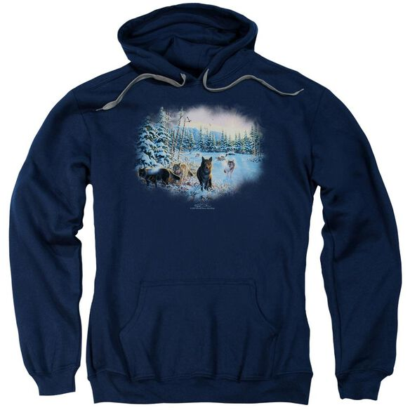 Wildlife Hunter'S Moon The Spoils Adult Pull Over Hoodie