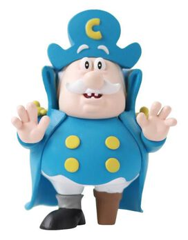 Captain Corn Starch Vinyl Figure Ron English Popaganda