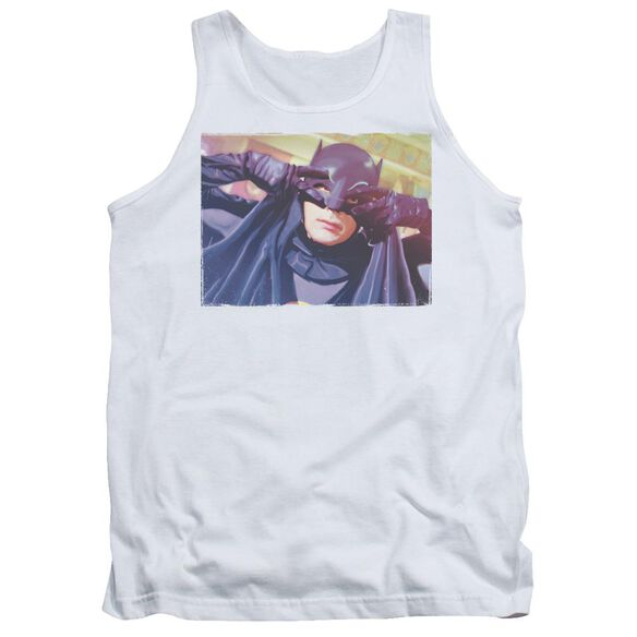 Batman Classic Tv Smooth Groove Adult Tank