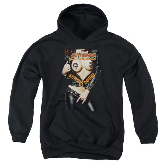 Eagles Of Death Metal Zipper Down Youth Pull Over Hoodie