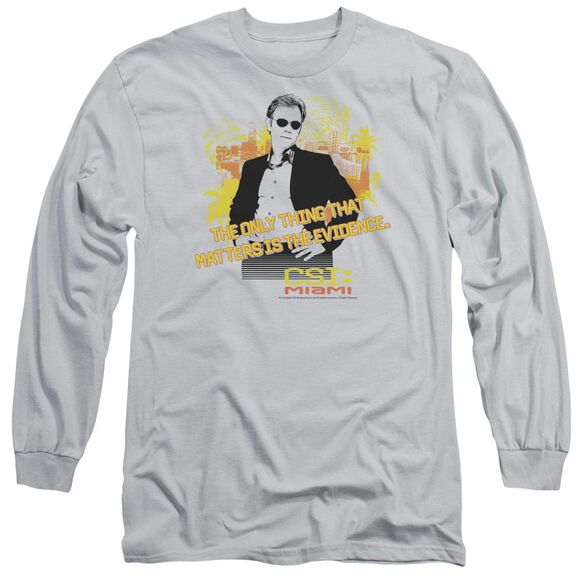 Csi Miami Hand On Hips Long Sleeve Adult T-Shirt