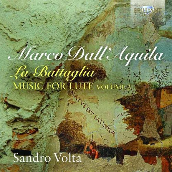 La Battaglia: Music For Lute Vol 2