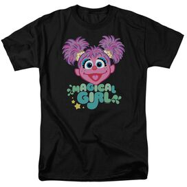 Sesame Street Scribble Head Short Sleeve Adult T-Shirt
