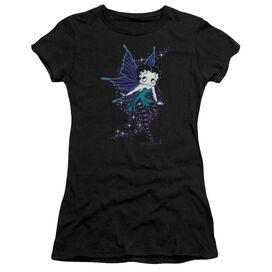 Betty Boop Sparkle Fairy Premium Bella Junior Sheer Jersey