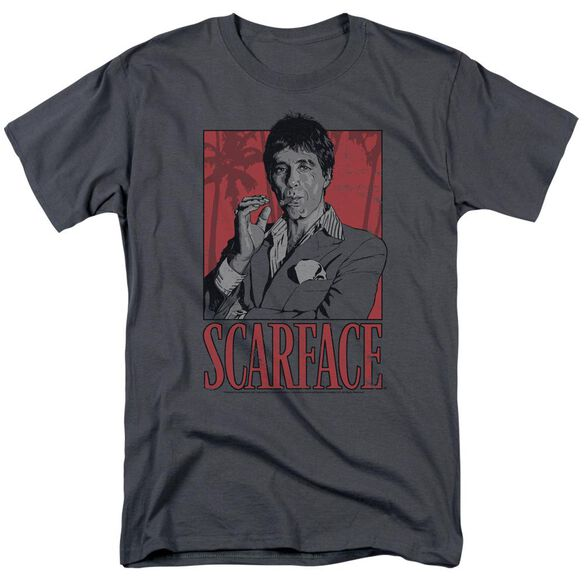 Scarface Tony Short Sleeve Adult T-Shirt