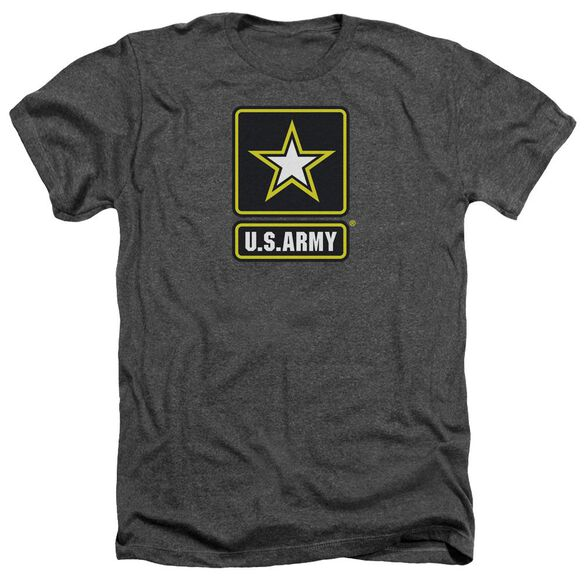 Army Logo Adult Heather