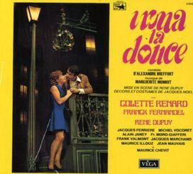 Colette Renard / Fred Alban - Marguerite Monnot: Irma la Douce