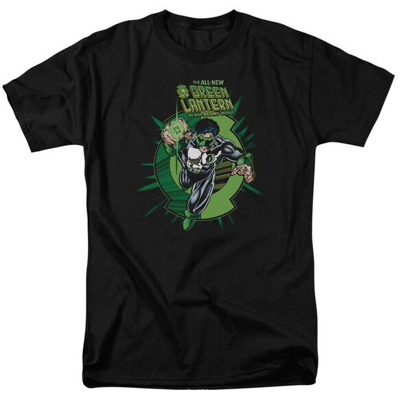 Green Lantern Rayner Cover Short Sleeve Adult T-Shirt