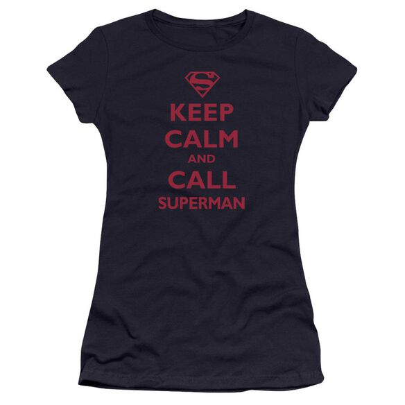 Superman Call Superman Premium Bella Junior Sheer Jersey
