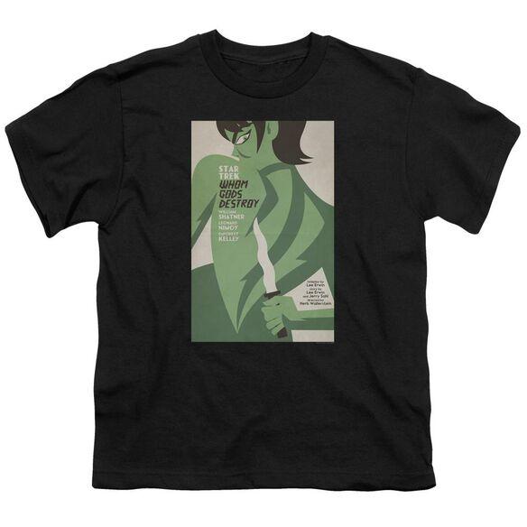 Star Trek Tos Episode 69 Short Sleeve Youth T-Shirt