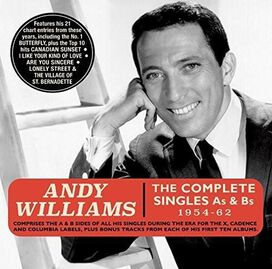 Andy Williams - Complete Singles A's & B's: 1954-62