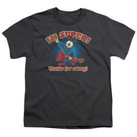 Garfield Super Short Sleeve Youth T-Shirt