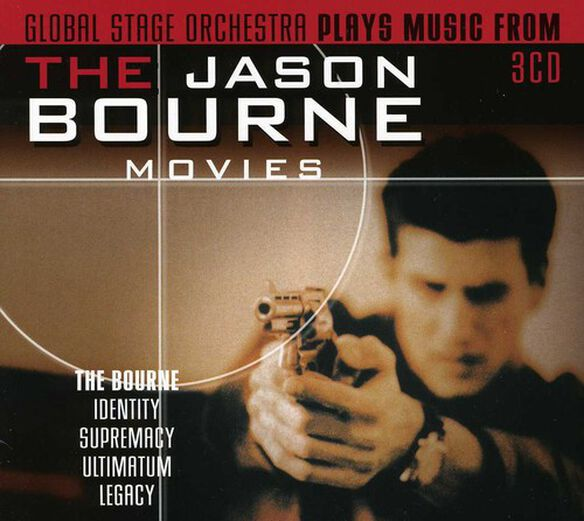 Global Stage Orchestra - Plays Music from the Jason Bourne Movies (Original Soundtrack)