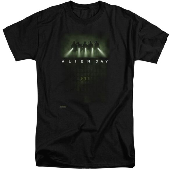 Aliens Alien Day 2017 Short Sleeve Adult Tall T-Shirt