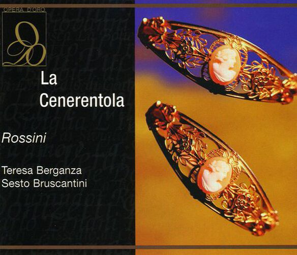 Rossini/ Berganza/ Monti/ Petri/ Rossi - La Cenerentola