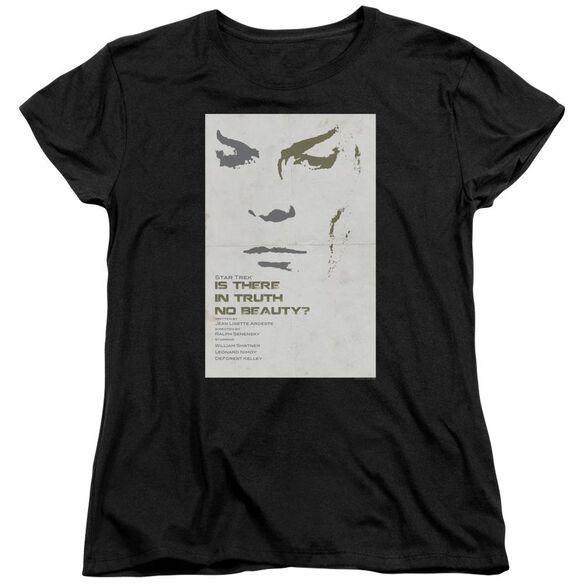 Star Trek Tos Episode 60 Short Sleeve Womens Tee T-Shirt