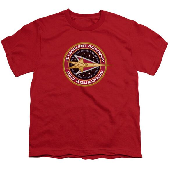 Star Trek Squadron Short Sleeve Youth T-Shirt