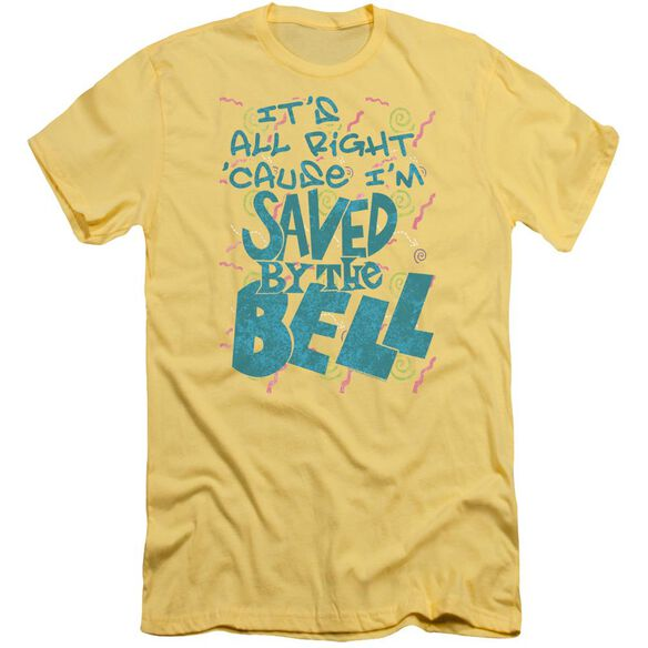 Saved By The Bell Saved Short Sleeve Adult T-Shirt