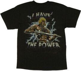 He Man Electric T-Shirt